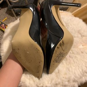 Pointed toe Steve Madden heels